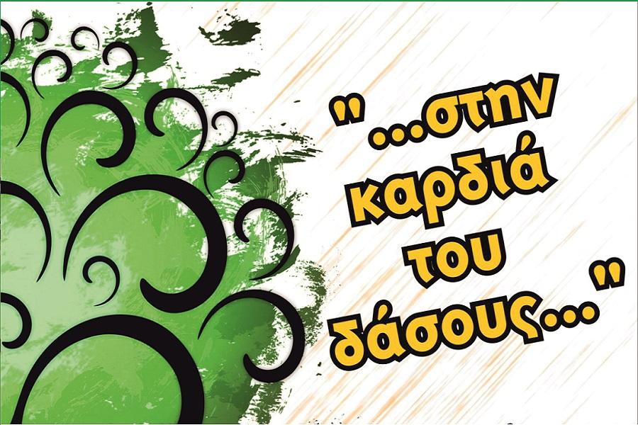 «…στην καρδιά του δάσους…» στο Βρυζοτόπι