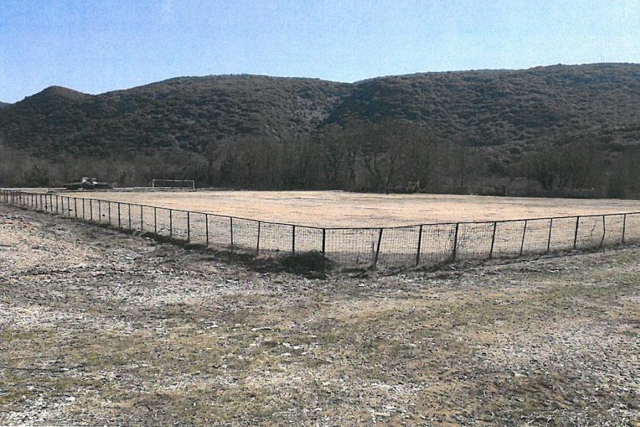 Δύο νέα γήπεδα 5x5 σε Καλέντζι και Χουλιαράδες